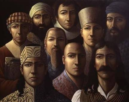 Ashoka's Secret Society :- 9 Unknown Men
