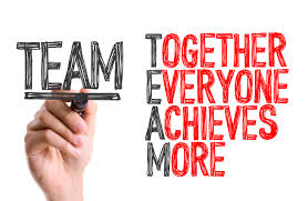 TEAM=Together Everyone Achieves More