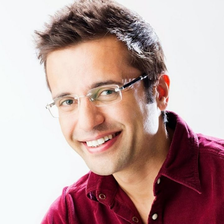 Sandeep Maheshwari, The CEO of Imagesbazaar