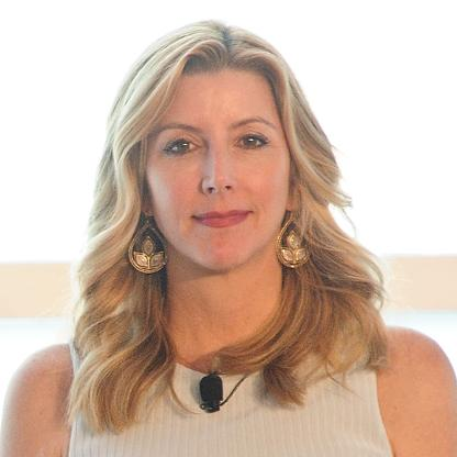 Sara blakely, The CEO of Spanx