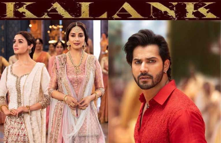 Tamilrockers Leaked Kalank Movie Online at 1080p Download