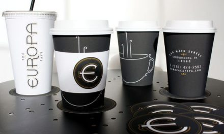 Printed Paper Cup With Customize Colour by Mr Paper Cup