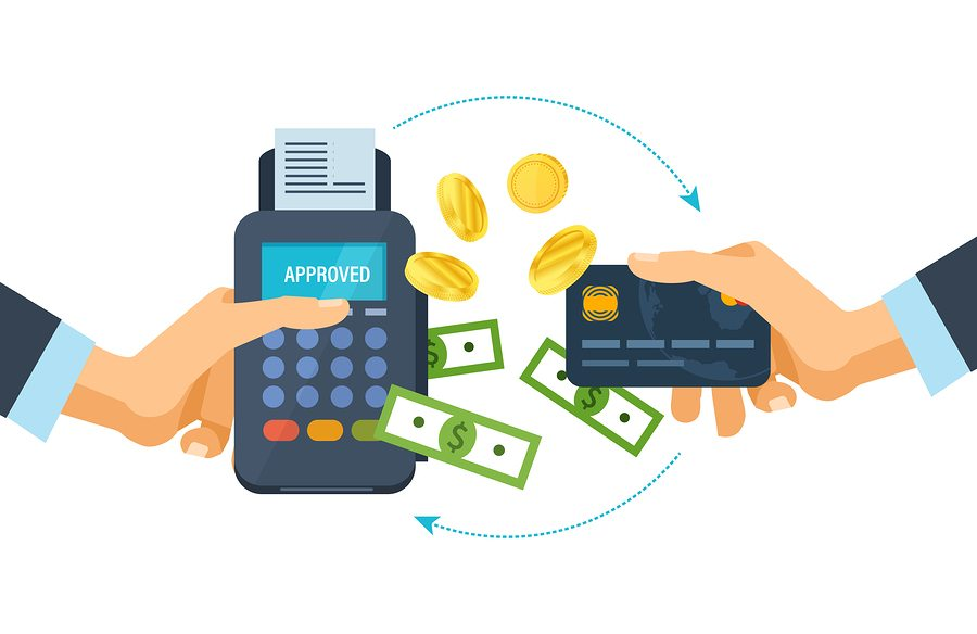 credit card payment and processing